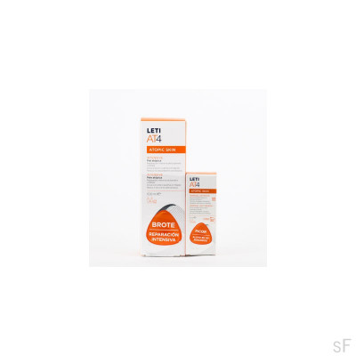 Pack Leti AT4 Intensive + REGALO Hidrogel antipicor