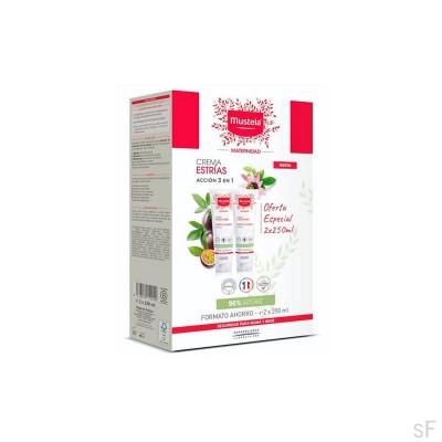 Duplo Mustela Crema Estrias 2 x 250 ml