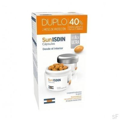 Duplo SunIsdin Cápsulas VitaOx Ultra / Isdin